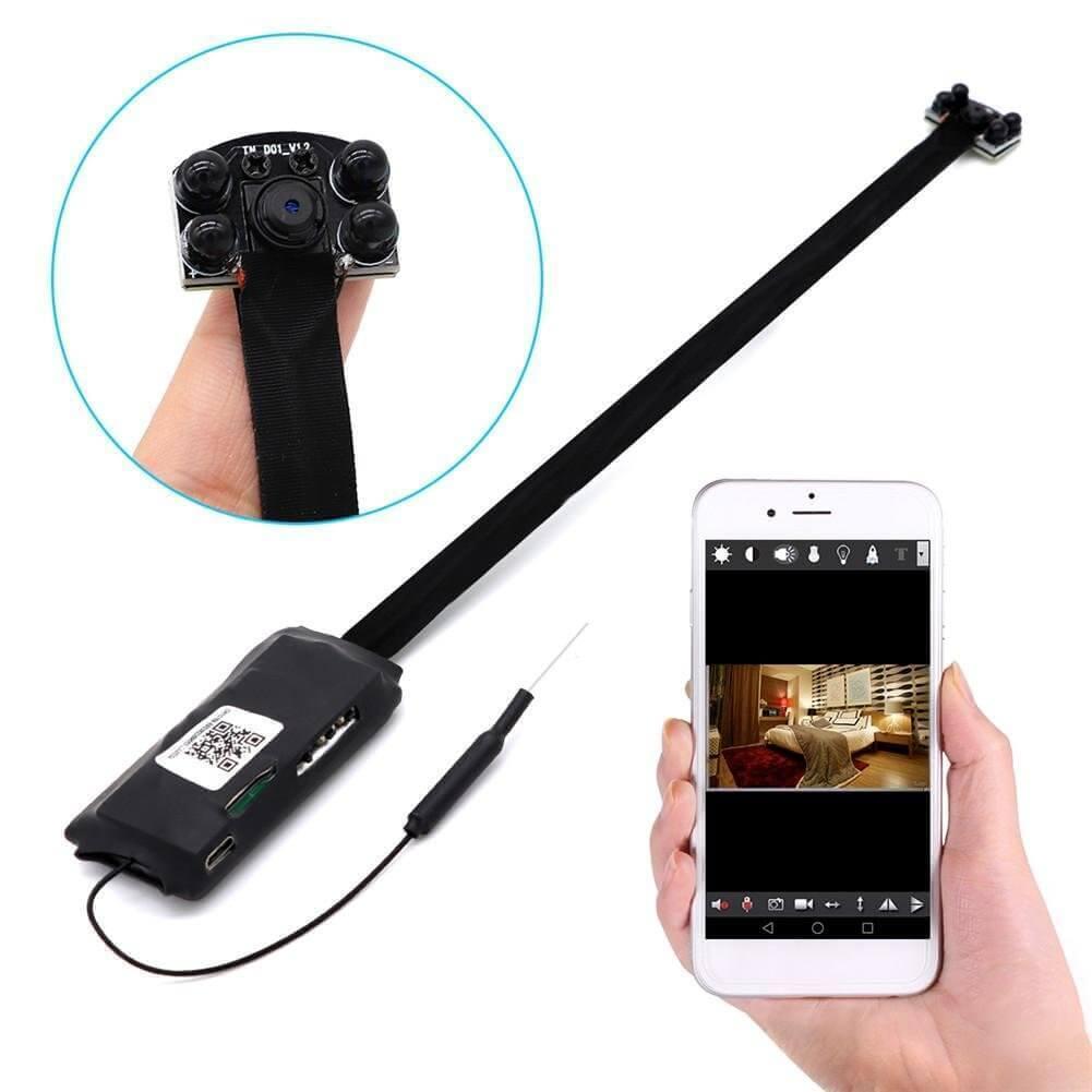盗撮に使用されるカメラ