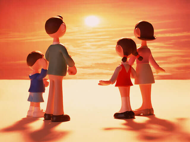 親族の同性愛問題