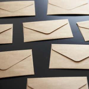 密告の手紙