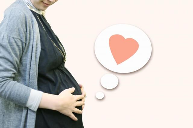 不倫相手の子を妊娠した女性