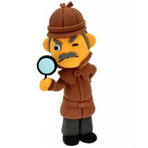 探偵になる